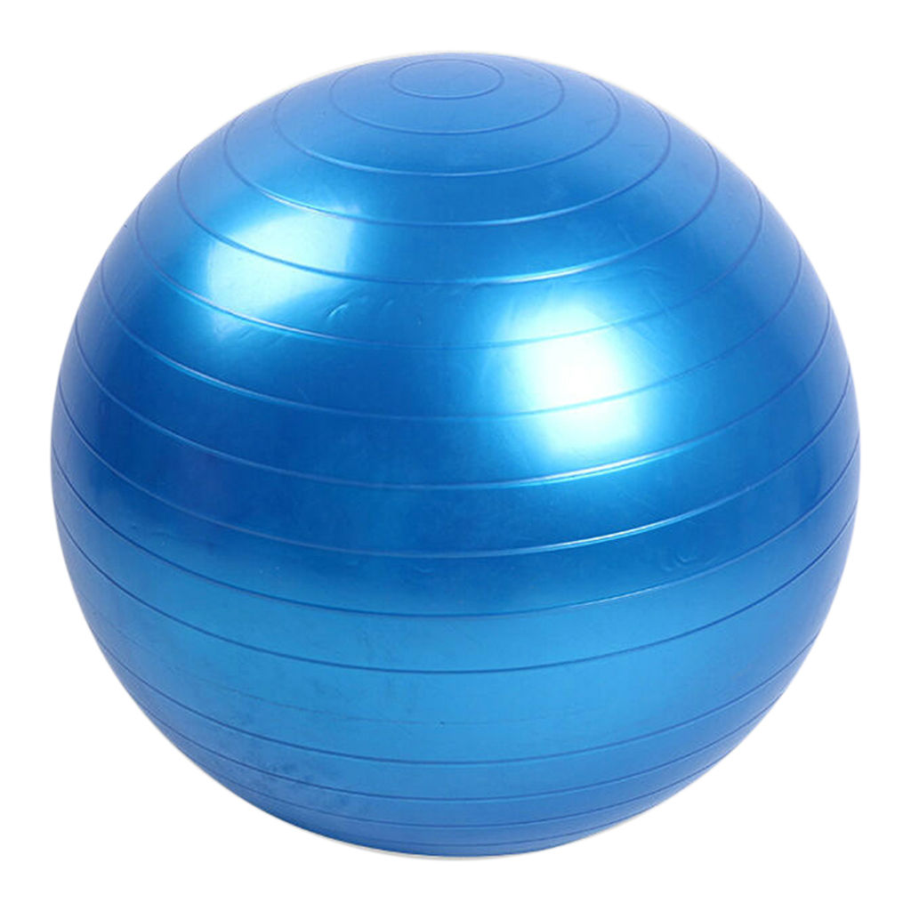 Yoga Ball Exercise Fitness Balance Gymnastic Strength 55cm 65cm 75cm 85cm +  PUMP ef438efe3