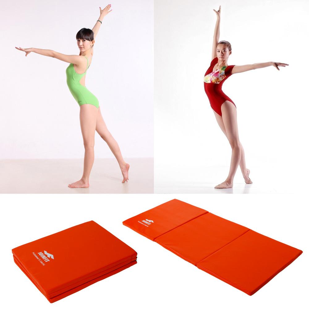 how to make a gymnastics mat