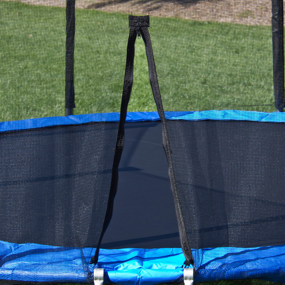 New Trampoline Combo Bounce Jump Safety 12FT Enclosure Net