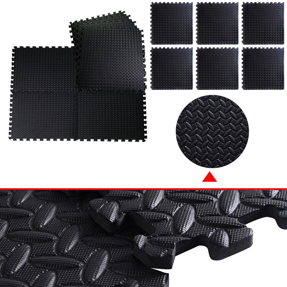 Lot54 EVA Foam Floor Mat Interlocking Exercise Gym Puzzle
