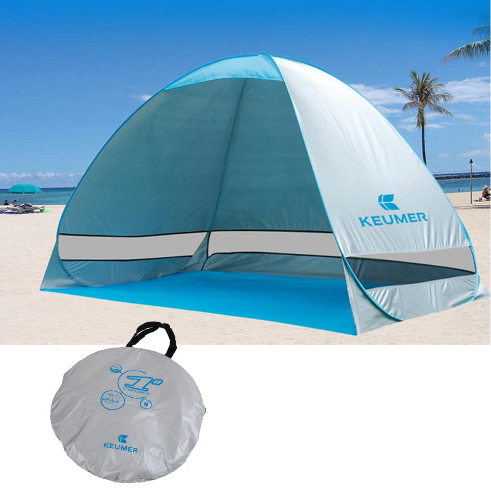 Pop Up Sun Shelter For Beach : Outdoor camping fishing tent pop up beach canopy sun shade